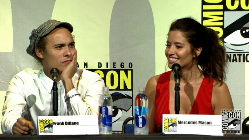 Dying a Horrible Death: Comic-Con Panel Highlights: Fear the Walking Dead: Season 2