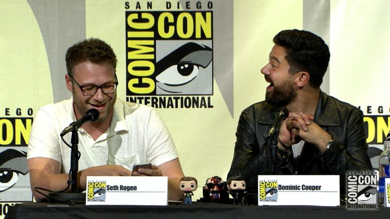 Arseface: Comic-Con Panel Highlights: Preacher Season 1