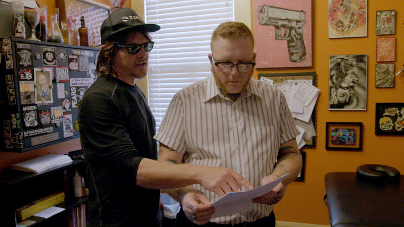 "Ride with Norman Reedus Talked About Scene: ""Louisiana: Crescent City"""