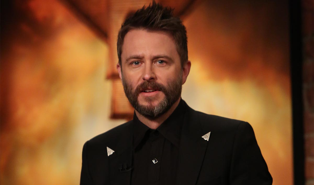 Interact With Chris Hardwick and Guests During <em>Talking Preacher</em>