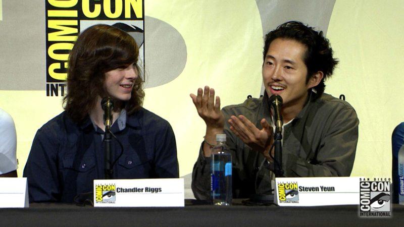 Issue 100: Comic-Con Panel Highlights: The Walking Dead: Season 7