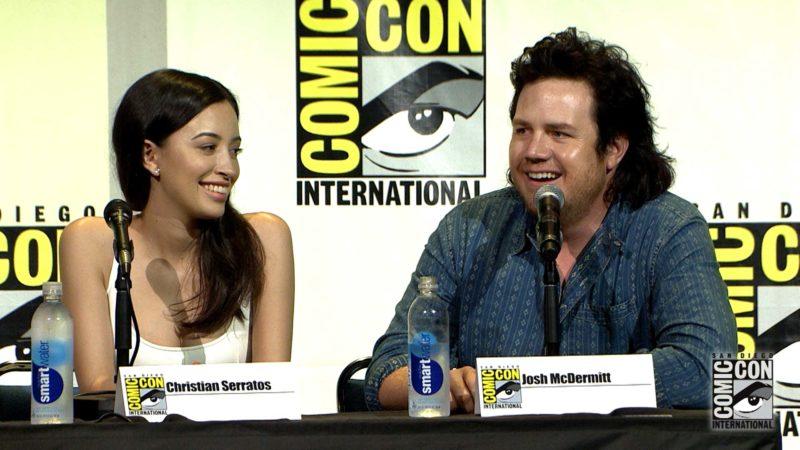 Eugene Cosplay: Comic-Con Panel Highlights: The Walking Dead: Season 7