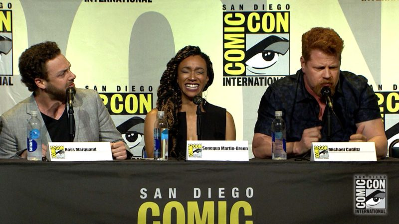 Impressions: Comic-Con Panel Highlights: The Walking Dead: Season 7