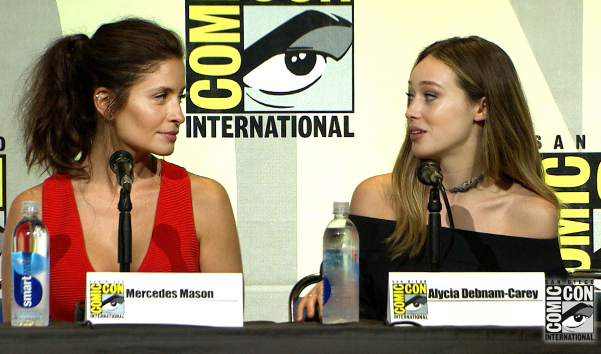 Highlights From the <em>Fear the Walking Dead</em> Comic-Con Panel