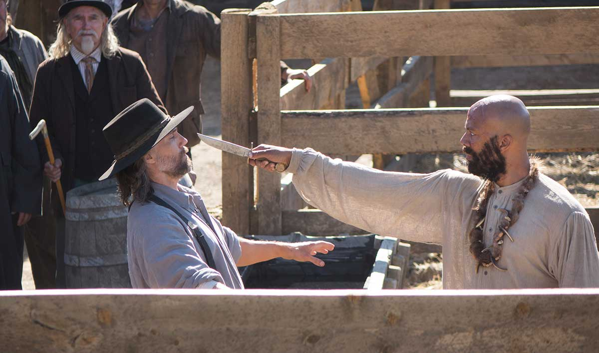 Cullen vs. Elam? The Swede Murders Lily? What&#8217;s Your Favorite <em>Hell on Wheels</em> Scene