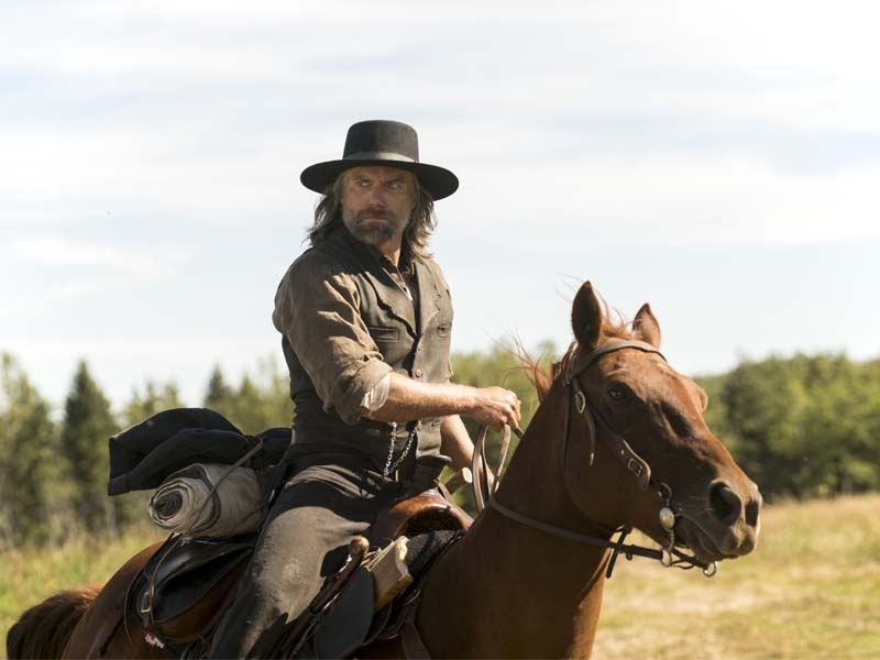 Anson Mount as Cullen Bohannan - Hell on Wheels _ Season 5, Episode 13 - Photo Credit: Chris Large/AMC