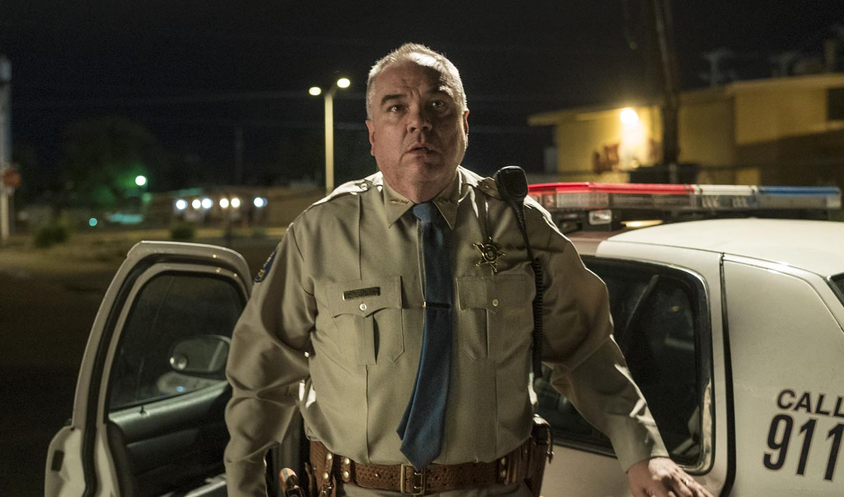 W. Earl Brown as Hugo Root - Preacher _ Season 1, Episode 8 - Photo Credit: Lewis Jacobs/Sony Pictures Television/AMC