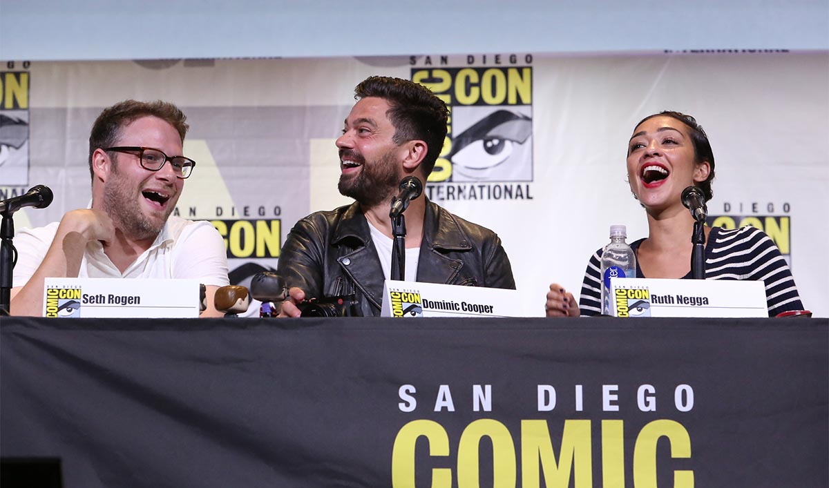 Highlights From the <em>Preacher</em> Comic-Con Panel