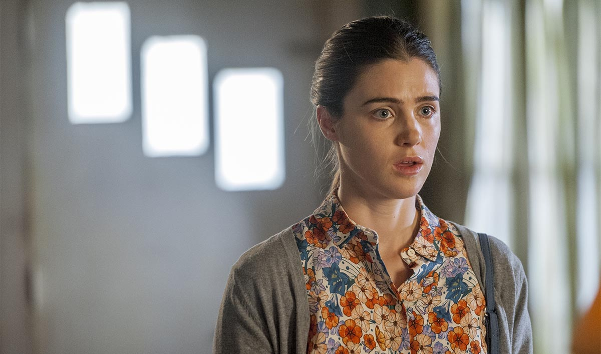 Lucy Griffiths as Emily - Preacher _ Season 1, Episode 8 - Photo Credit: Lewis Jacobs/Sony Pictures Television/AMC