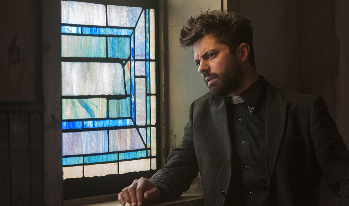Extras for Episode 8 of <em>Preacher</em>