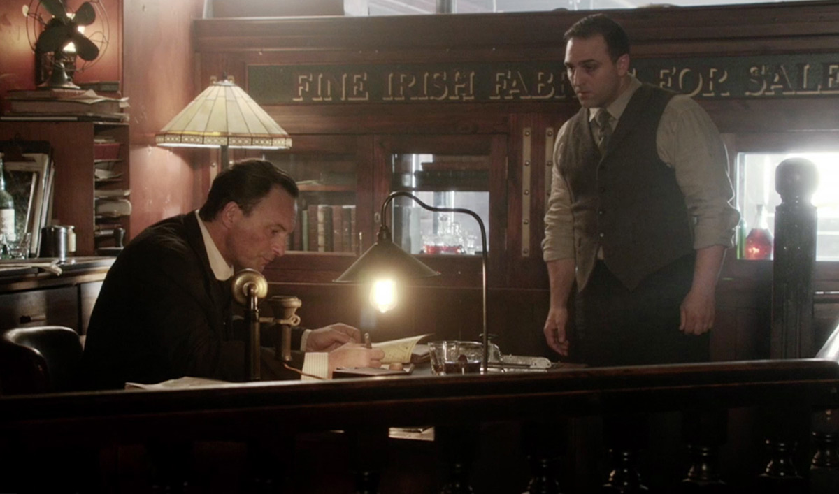 Sneak Peek: Al Capone Becomes a Gun for Hire