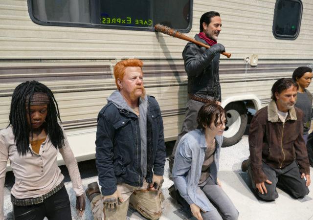 AMC's The Walking Dead at Comic-Con 2016
