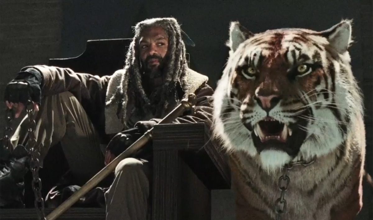 Meet King Ezekiel in the Latest Trailer