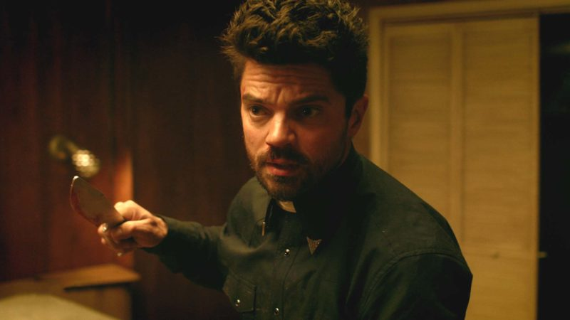 Binge the First Season of Preacher