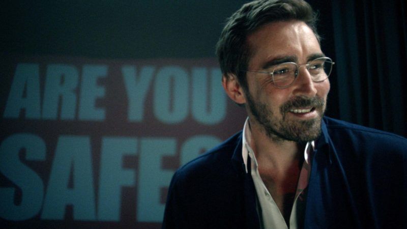 Halt and Catch Fire Talked About Scene: Season 3, Episode 1