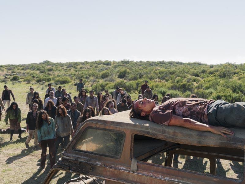 Frank Dillane as Nick Clark - Fear the Walking Dead _ Season 2, Episode 8 - Photo Credit: Richard Foreman Jr/AMC