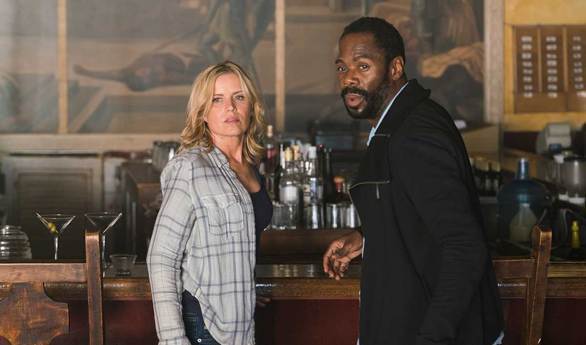 <em>Den of Geek</em> Talks to Colman Domingo; <em>Inverse</em> With Kim Dickens