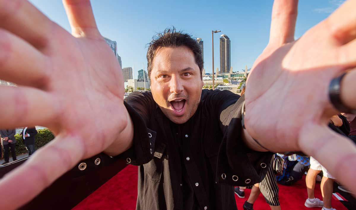 <em>Geeking Out</em> Q&#038;A &#8211; Greg Grunberg (Co-Host/Executive Producer)
