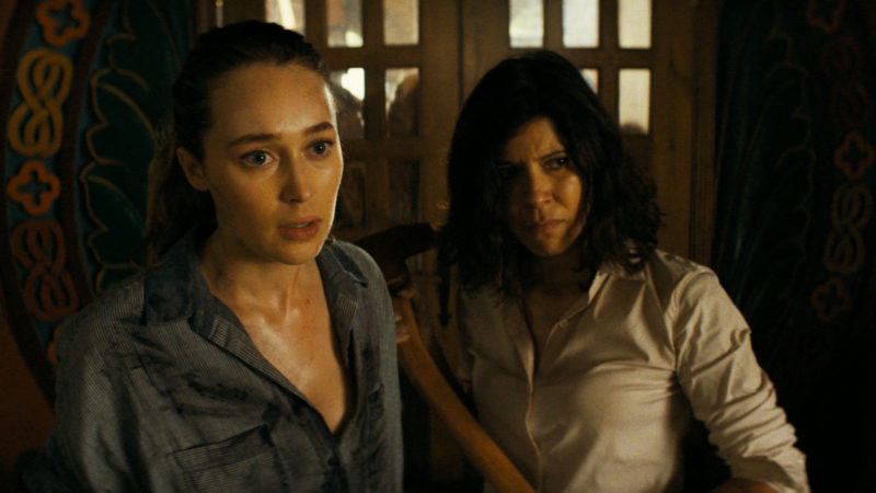 (SPOILERS) Talked About Scene from Fear the Walking Dead Episode 210