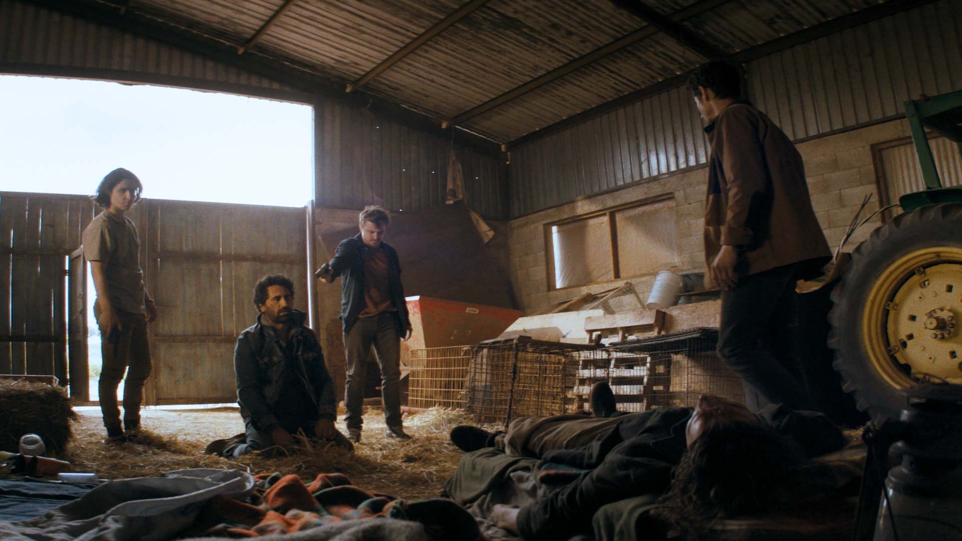 (SPOILERS) Talked About Scene from Fear the Walking Dead Episode 213