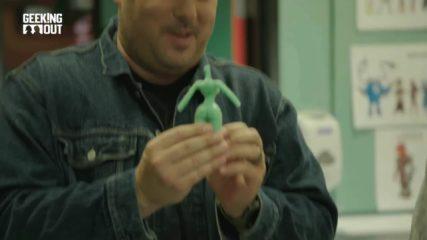 Geeking Out Sneak Peek: Puppet Workshop