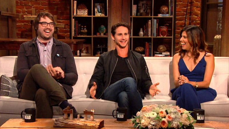 Bonus Scene: Talking Dead: Episode 626