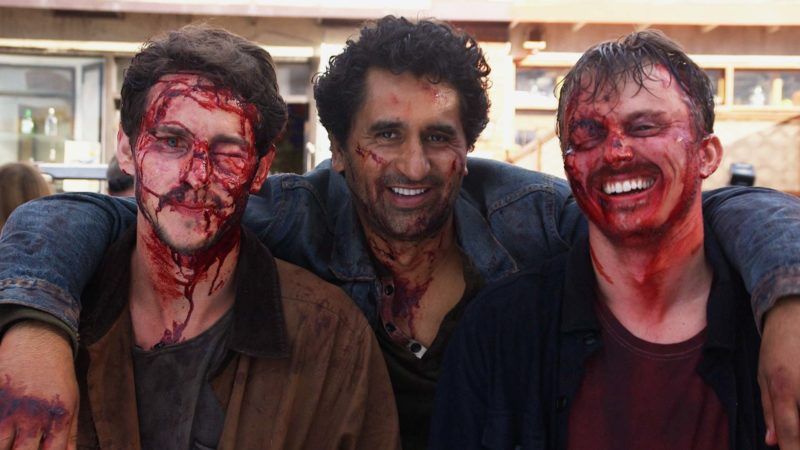 (SPOILERS) Making of Fear the Walking Dead Episode 214