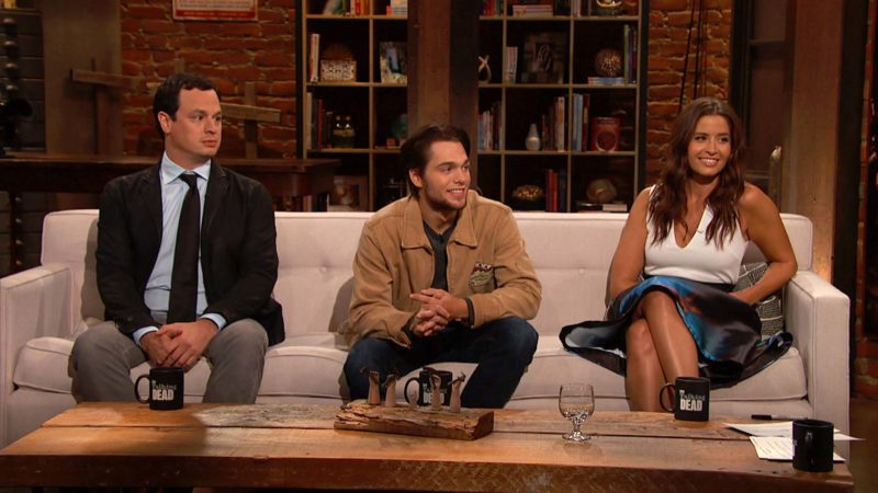 Talking Dead: Highlights: Episode 628