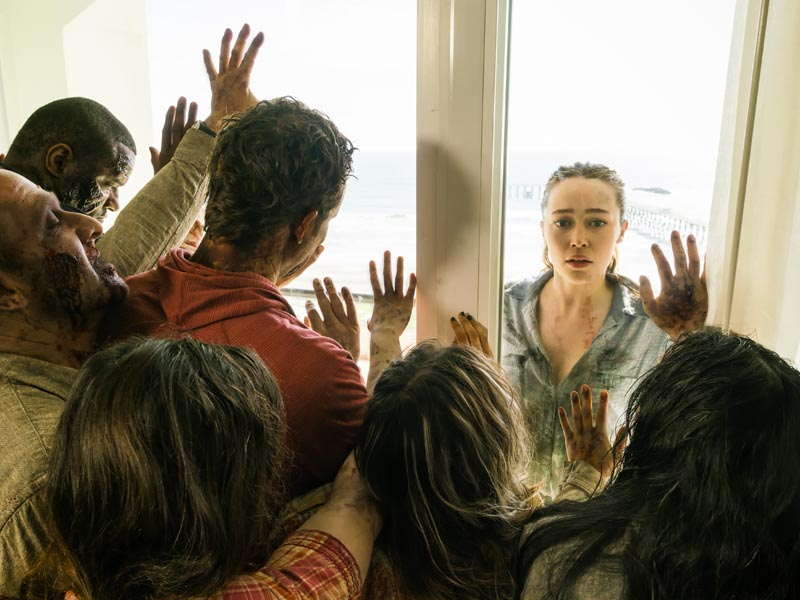 Alycia Debnam-Carey as Alicia Clark - Fear The Walking Dead _ Season 2, Episode 10 - Photo Credit: Richard Foreman/AMC
