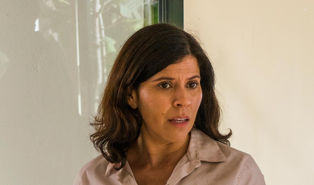 <em>Fear the Walking Dead</em> Q&#038;A – Karen Bethzabe (Elena)