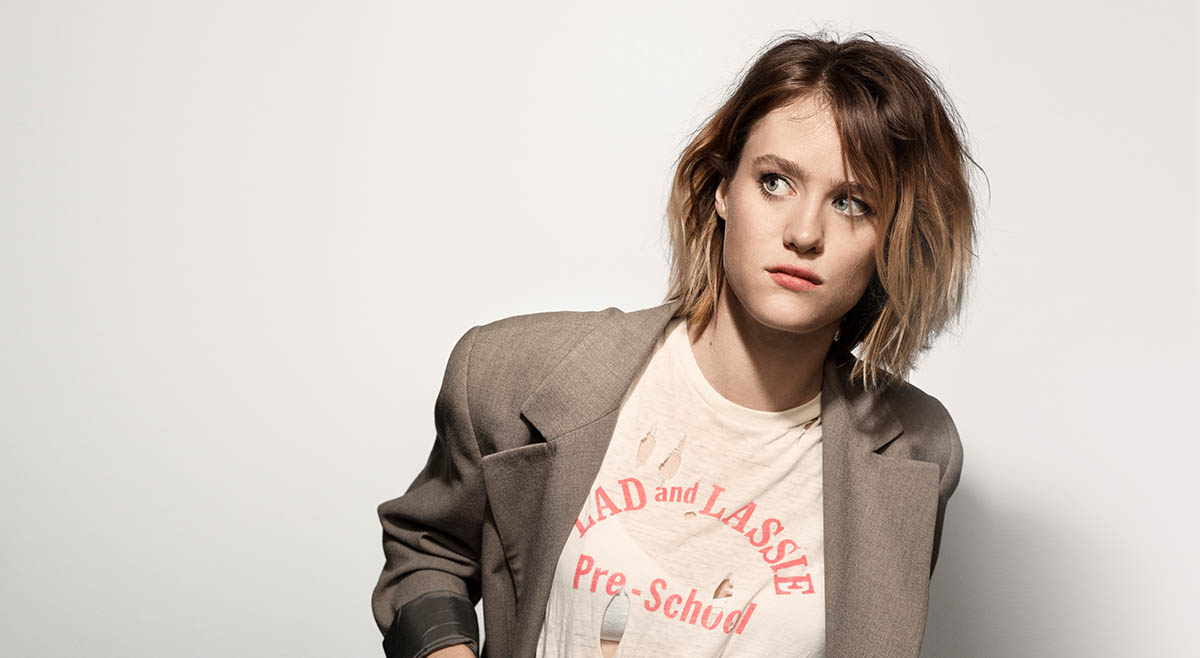 <em>Halt and Catch Fire</em> Q&#038;A — Mackenzie Davis (Cameron Howe)