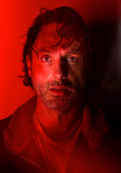The Walking Dead Season 7 Cast Portraits