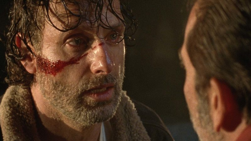 Sneak Peek: The Walking Dead Season 7 Premiere