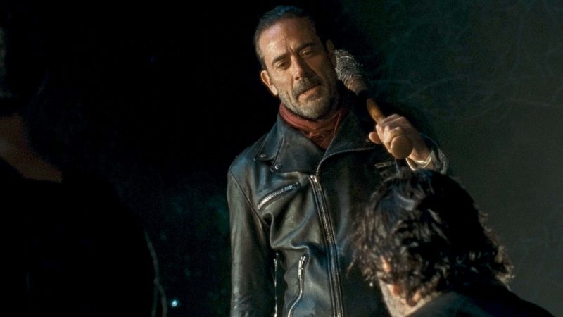 The Walking Dead: Jeffrey Dean Morgan on Playing Negan