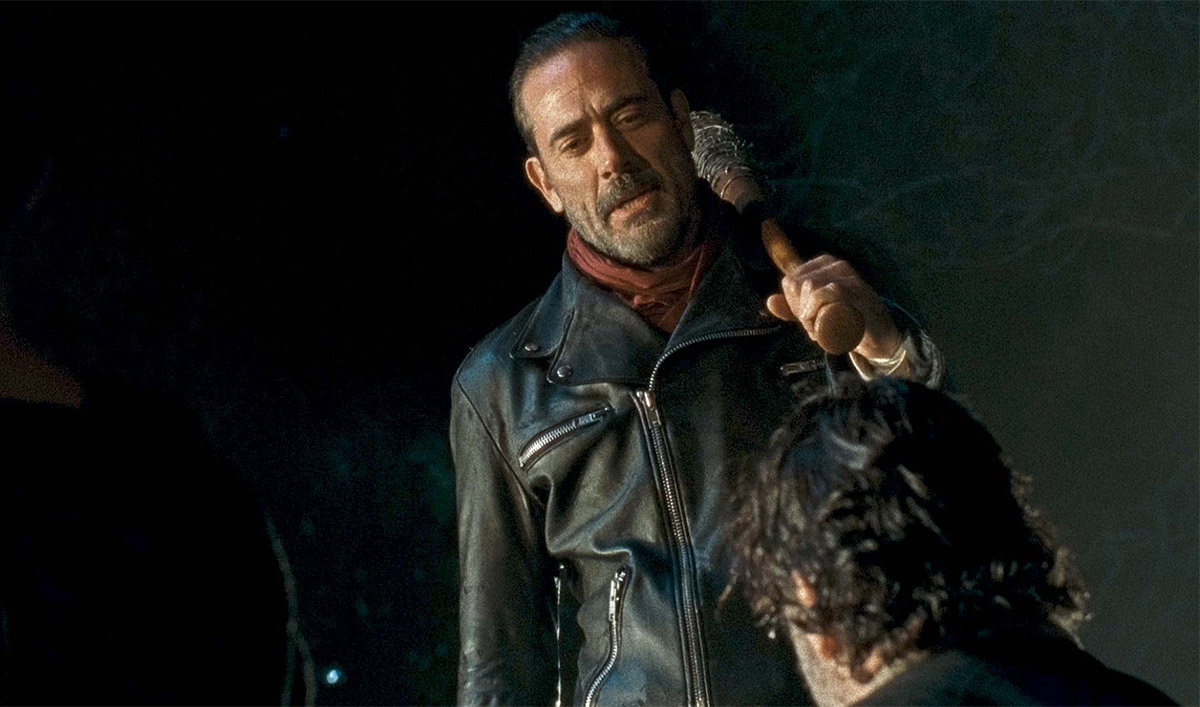 Video — Jeffrey Dean Morgan on the Parallels Between Negan and Rick