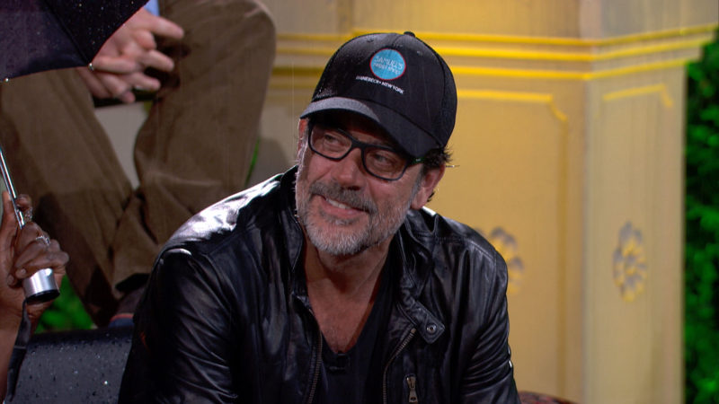 (SPOILERS) Talking Dead Highlights: Season 7, Episode 1: Negan's Victim Reacts to Jeffrey Dean Morgan
