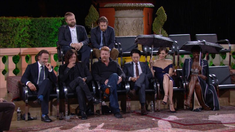 (SPOILERS) Talking Dead Highlights: Season 7, Episode 1: Tribute to the Fallen of the Season 7 Premiere — Part 2