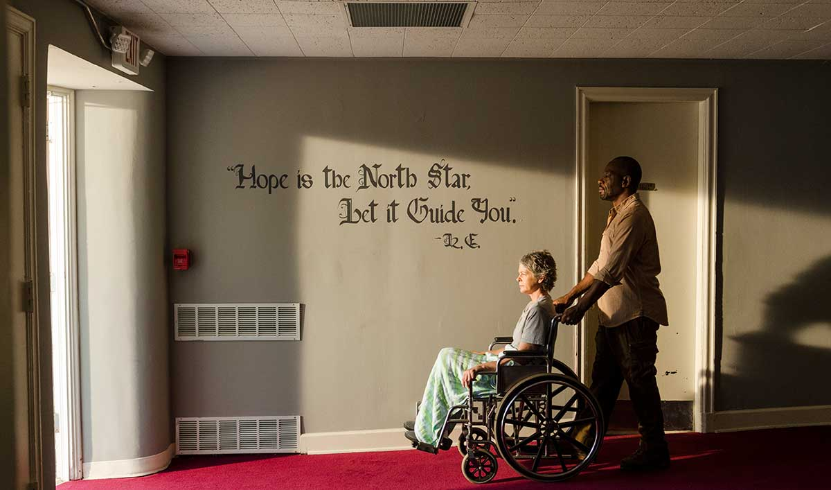 "Watch ""The Well"" for Free: Carol and Morgan Find Refuge in a New Utopian Community"