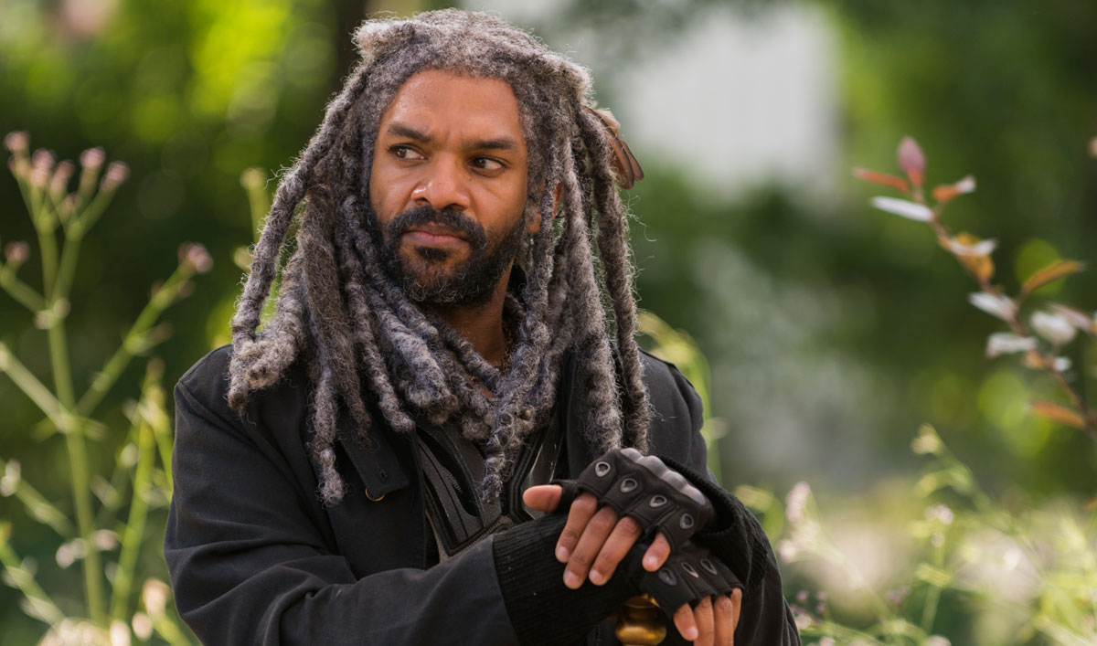 <em>Talking Dead</em> Airs This Sunday 10/9c With Khary Payton (King Ezekiel)