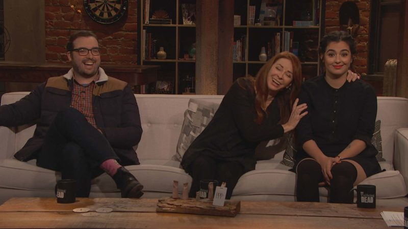 Bonus Scene: Talking Dead: Season 7, Episode 6