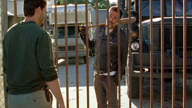 (SPOILERS) Inside The Walking Dead Season 7, Episode 4