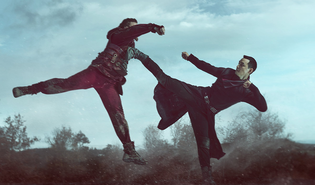 AMC Headed Deeper <em>Into the Badlands</em> With Expanded Third Season
