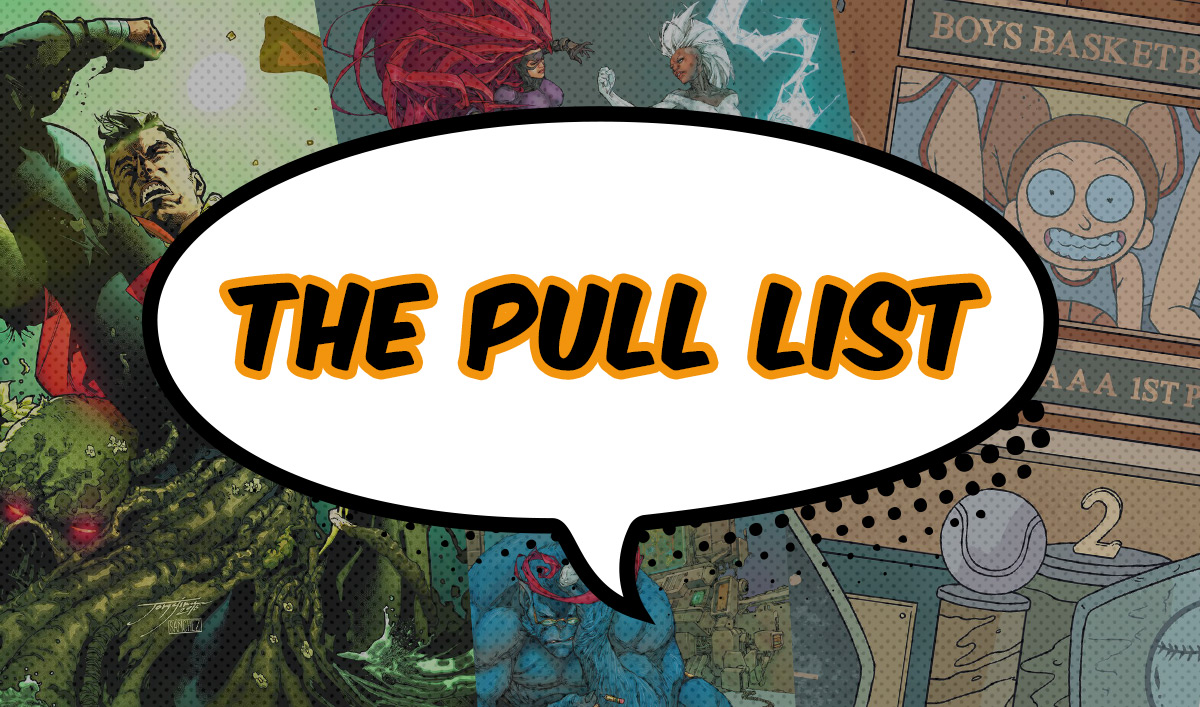 <em>Comic Book Men</em> Pull List: Week of November 30, 2016