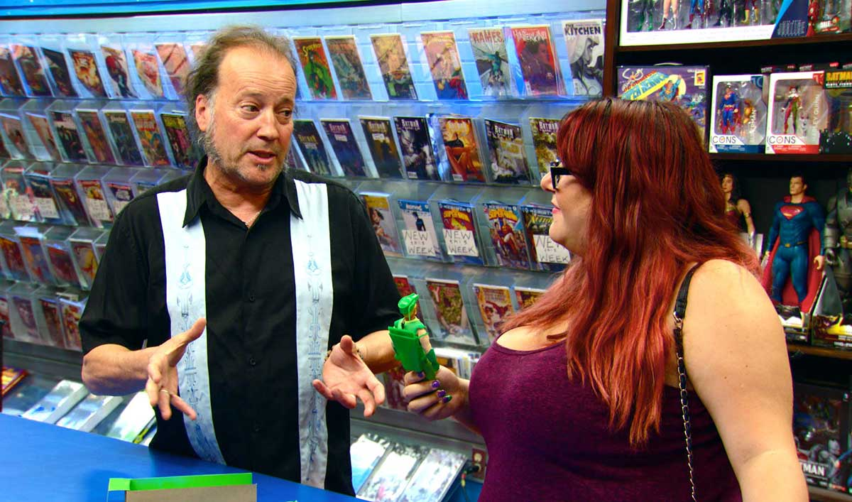 <em>Comic Book Men</em> Q&#038;A &#8211; Rob Bruce