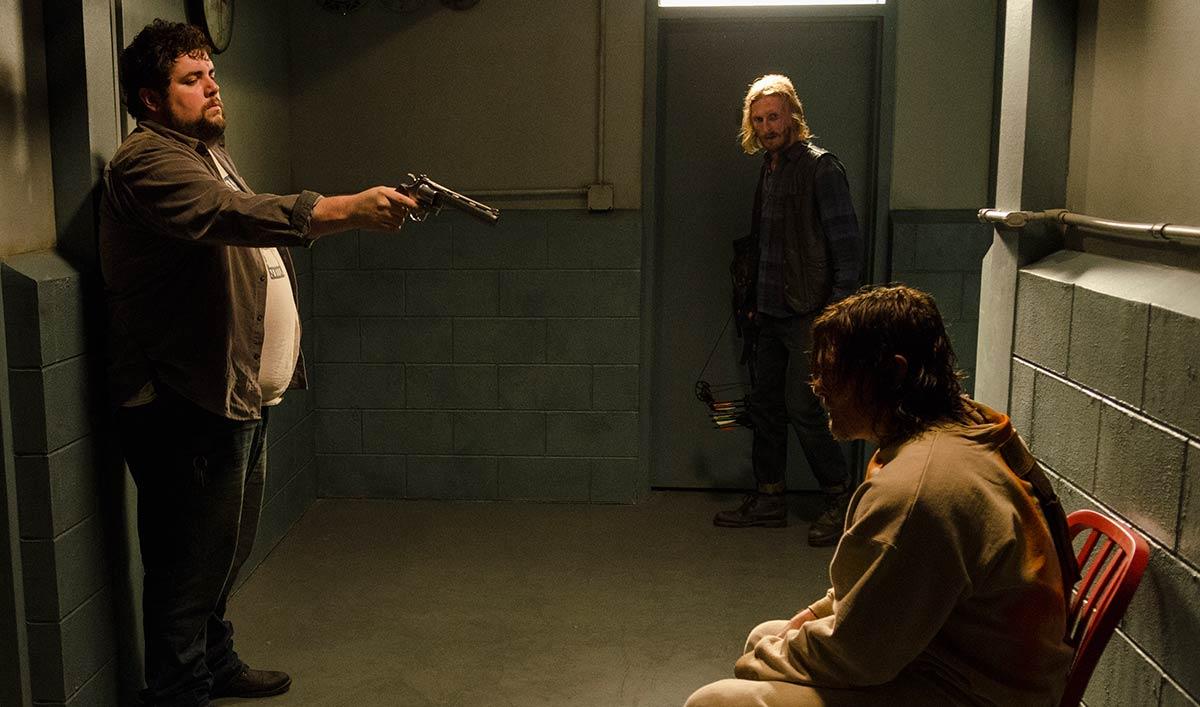 <em>CNN</em> Interviews Norman Reedus; Austin Amelio Talks Dwight With <em>Variety</em>