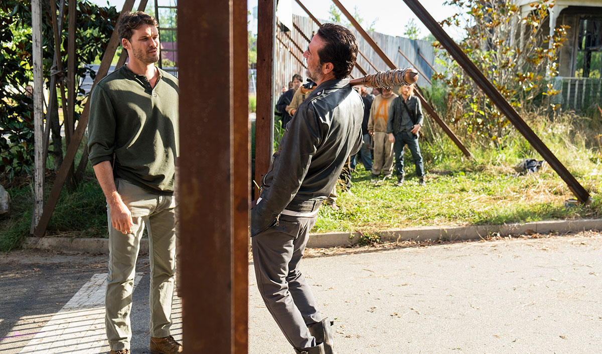Critics&#8217; Choice Nod for Jeffrey Dean Morgan; Andrew Lincoln Talks to <em>EW</em>