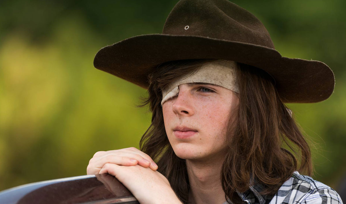<em>Talking Dead</em> Airs This Sunday 10:30/9:30c With Chandler Riggs