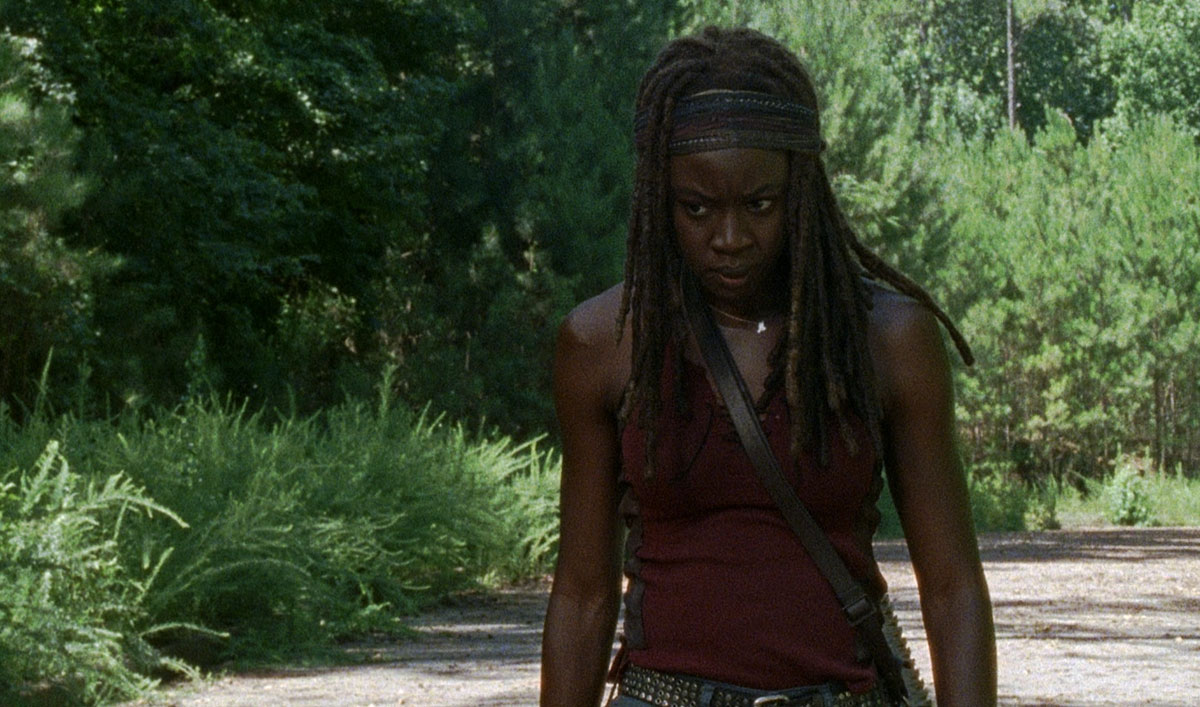 "Sneak Peak of ""Sing Me a Song"" — Michonne Is on a Mission"
