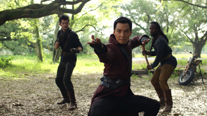 Official Trailer: Into the Badlands