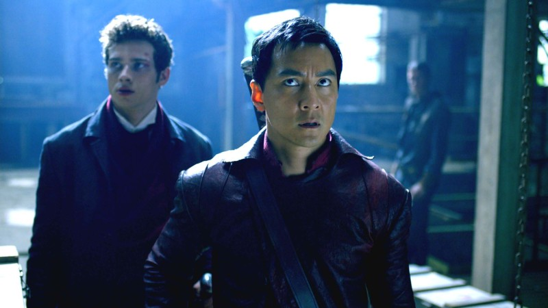 Talked About Scene: Episode 102: Into the Badlands: Fist Like a Bullet
